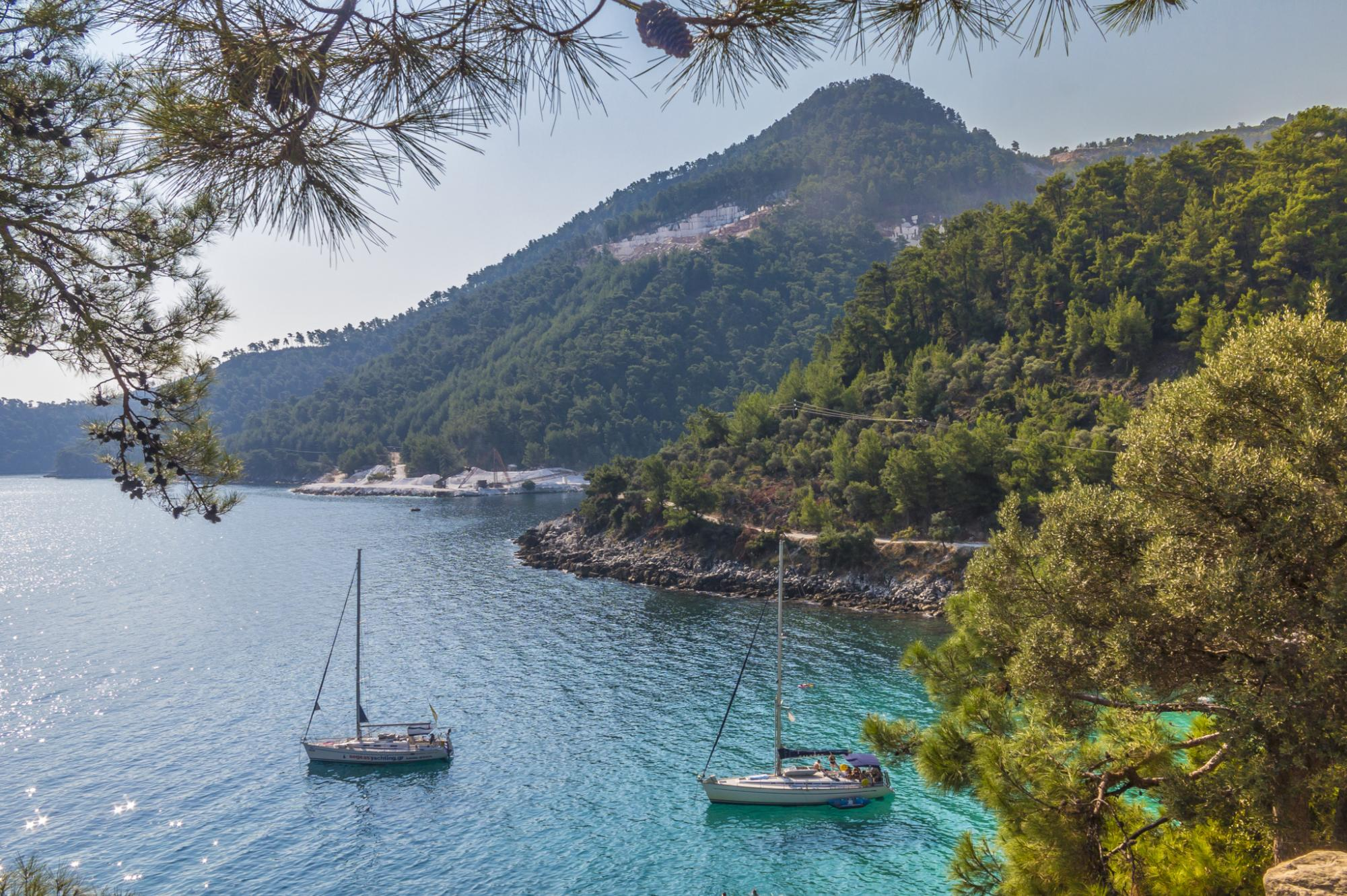 """<p><a href=""""https://www.thomascook.com/flights/"""" target=""""_blank"""">Thomas Cook</a> will fly to the Greek island of Thassos from Manchester in 2016. The weekly flights on Friday will cost from £140.29 return. Offering a traditional taste of Greece, the island has incredible scenery along with fine sandy beaches. Teamed with traditional villages and a very warm welcome, laid-back Thassos is as enjoyable for those seeking all-out relaxation as it is for culture vultures looking to explore.</p>"""