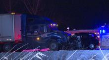 Trenton, Ont. man dead after head-on crash on Highway 401 near Bowmanville