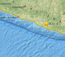 Powerful 7.2-Magnitude Earthquake Hits Mexico