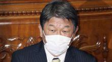 Japan urges South Korea to drop wartime compensation demands