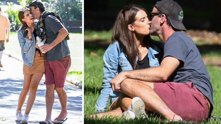 MAFS Mick spotted kissing new flame