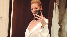 Katherine Heigl presume de sus nuevos abdominales a 14 meses de dar a luz