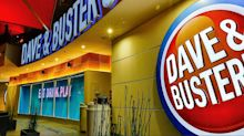 Why Dave & Buster's Stock Moved Higher Today