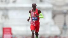 Mo Farah right to turn back on marathon, says Eliud Kipchoge