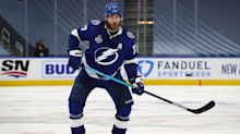 Victor Hedman wins Conn Smythe Trophy for brilliant bubble performance