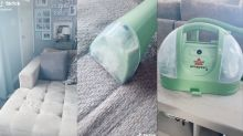 The Internet Made Me Buy It: I tried this viral TikTok upholstery cleaner — and it's on sale for $89 right now