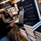 Ex-FBI chief Comey's book sells 600,000 in first week: publisher