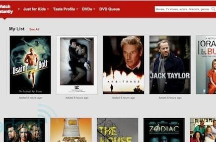 Netflix's new 'My List' replaces queues, lets users worldwide bookmark their favorites