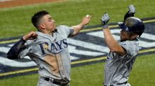 Randy and the Rays finally a group effort in World Series