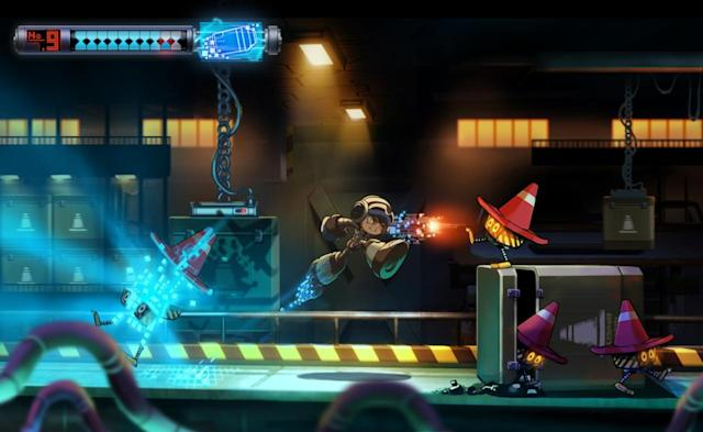 'Mighty No. 9' demo gets a Humble Bundle and a new release date