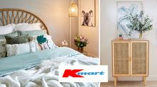 Kmart masterclass: Shop 'Room Refresh' homewares now