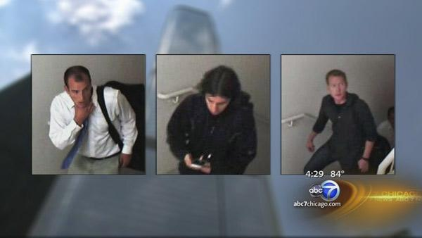 Police searching for 3 men who allegedly base jumped off Trump Tower, disappeared