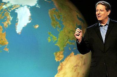 Mizuguchi working on Al Gore environmentalism project