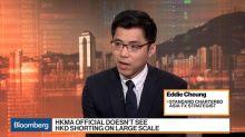 Defending Hong Kong's Dollar Peg