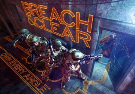 Robert Bowling producing Breach and Clear, coming to iOS