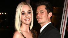 ¡Olrlando Bloom y Katy Perry, ¡juntos de nuevo!
