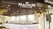 Popular ice cream brand Magnum opens first permanent store in Singapore