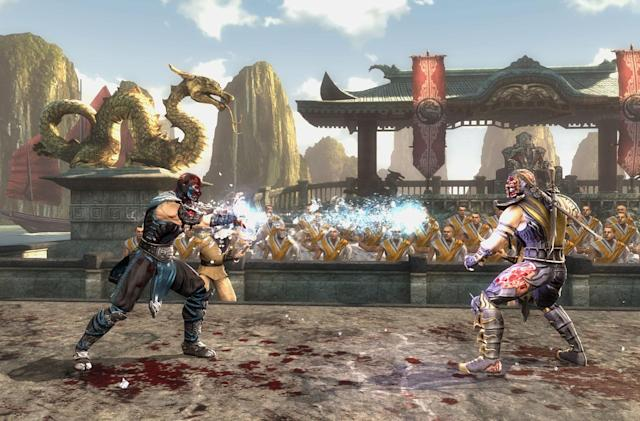 Recommended Reading: The rise and fall of 'Mortal Kombat'