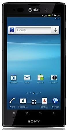 Sony Xperia ion coming to AT&T in Q2: offers 1.5GHz dual-core CPU, 720p Reality display and dual HD cameras