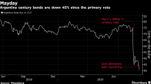 Argentina Will Buy Bonds From Local Funds Hit by Withdrawals