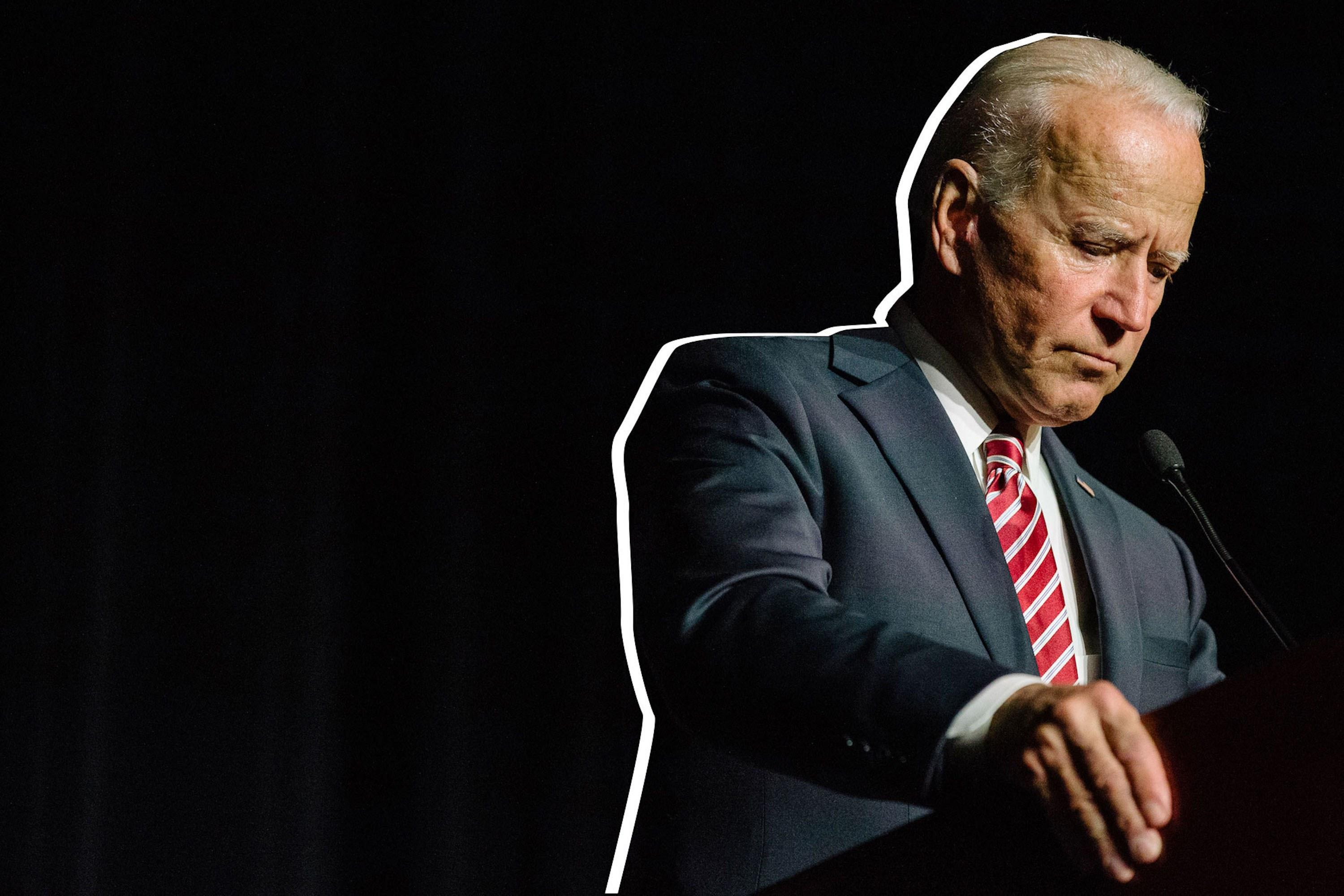 When Men Like Joe Biden Conflate Connection With Consent