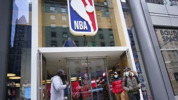 NBA sued for skipping rent on NYC store