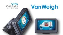 VPG Onboard Weighing Launches New VanWeigh® Axle Overload Monitoring System for Light Commercial Vehicles