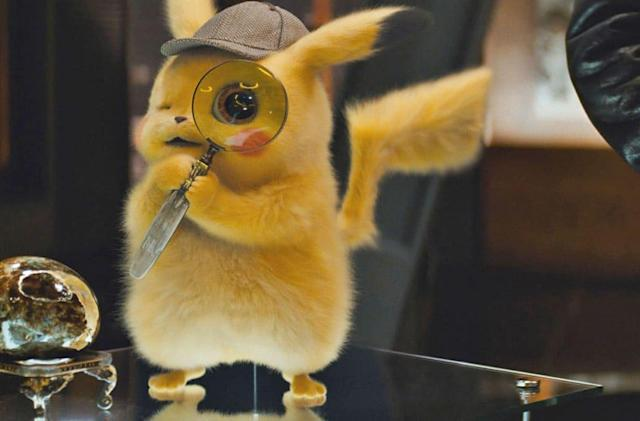 'Pokémon Go' players are getting 10 days of 'Detective Pikachu' events