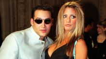 Katie Price calls Dane Bowers the 'love of her life' during raucous Christmas appearance