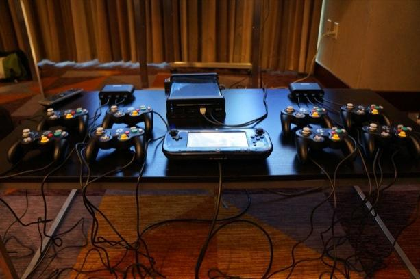 How Nintendo rolls in 8-player Super Smash Bros.