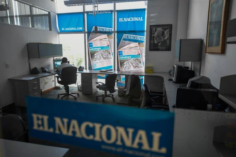Jornal crítico ao governo da Venezuela é embargado por 'dano moral' a líder chavista