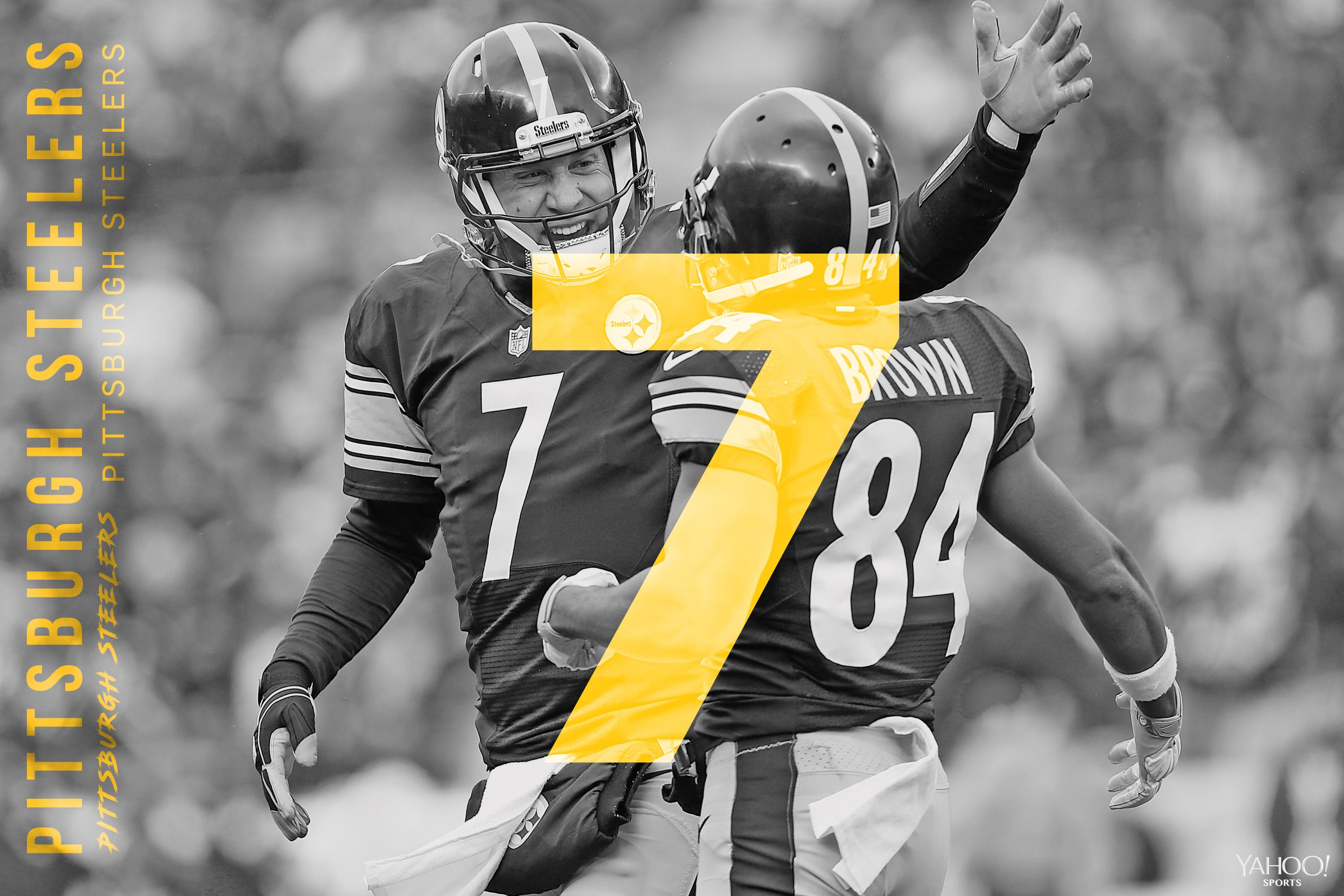 7da35fce9 2018 NFL Preview  It might be now or never for the Steelers  stars