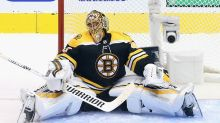 Tuukka Rask responds to Bruins failing to earn No. 1 seed in Stanley Cup Playoffs