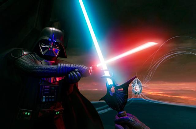 Check out the trailer for the final episode of Darth Vader's VR saga