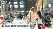 Entrare in Italia, le regole per i viaggiatori dall'estero