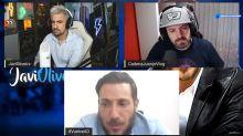 Antonio David Flores convierte su esperada entrevista en agua de borrajas