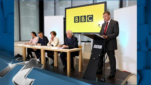 BBC News Pop: BBC Top Executives Grilled, Criticized About Severance Payments