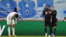 Ligue des champions: Manchester City étrille Marseille, le Real échappe au pire