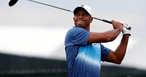 Golf - Tiger Woods sous l'influence de médicaments lors de son arrestation en mai dernier