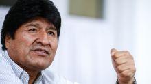 """Evo Morales: """"Si pierde Trump, yo festejaré"""""""