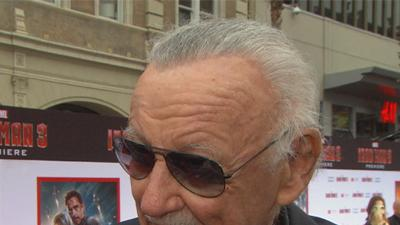 Stan Lee: Robert Downey Jr. �Was Born To Be Iron Man�