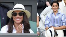 Here's Why Meghan Markle Wasn't Allowed to Wear a Hat at Wimbledon This Year
