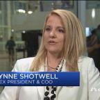CNBC speaks to SpaceX president Gwynne Shotwell