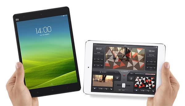 Mi Pad frente al iPad mini Retina: ¿En qué se parecen y en qué se diferencian?