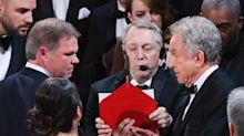 Academy accountants accept blame for Oscars Best Picture flub