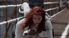 'Black Widow' first trailer: Scarlett Johansson is back for one more round of action