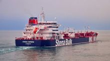 Iran says UK-flagged tanker was in accident with fishing boat and 'ignored distress call'
