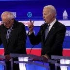 Democratic candidates yell, interrupt each other during most chaotic debate yet