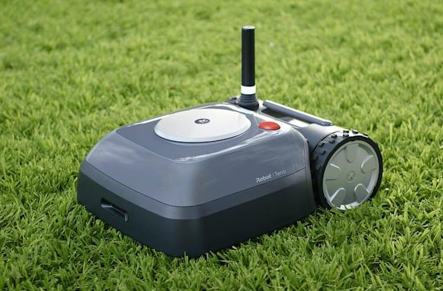 iRobot suspends plans to launch its robotic lawn mower