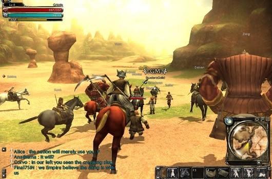 First Impressions: Pandora Saga beta event